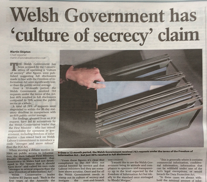 WG secrecy