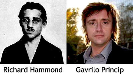 Hammond Princip