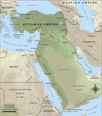 Ottoman Empire 1914