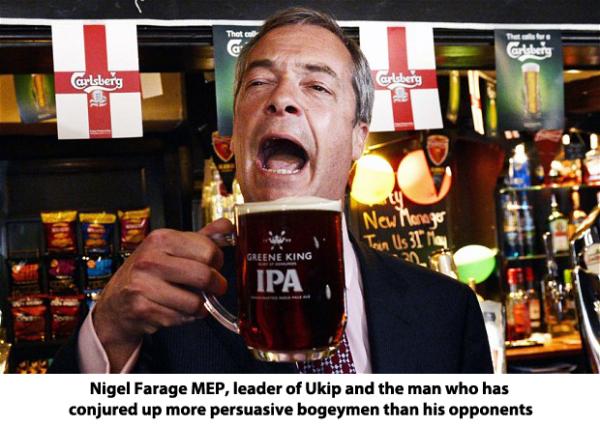 Farage bogeymen