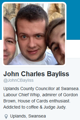 Bayliss Twitter