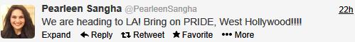 Pearleen Sangha California