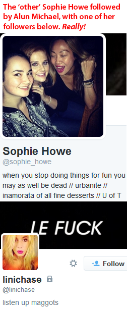 Sophie Howe other merged