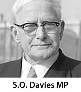 S O Davies