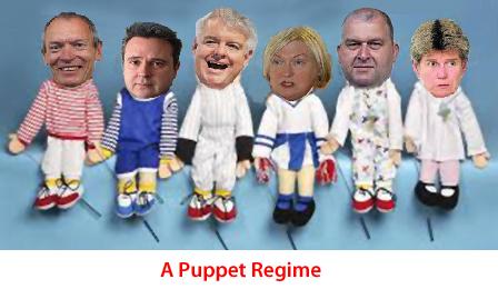 A Puppet Regime