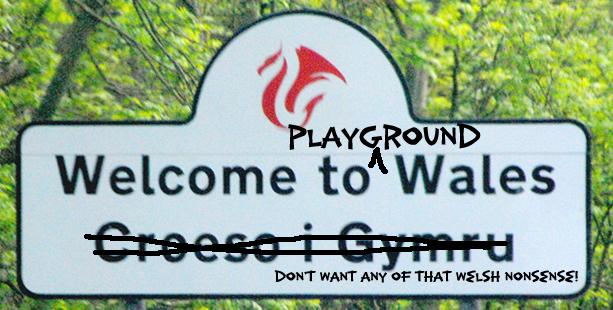 Playground Wales