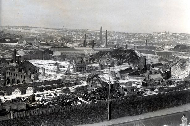Lower Swansea Valley 1960