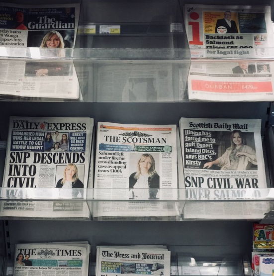 SNP civil war