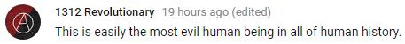 Bannon comment
