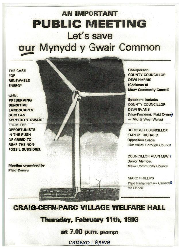 Mynydd y Gwair