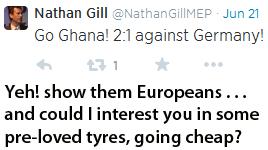 Gill Ghana