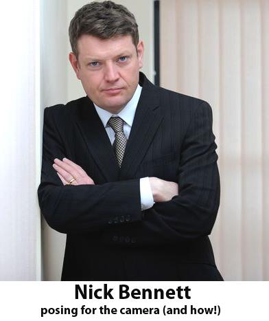 Nick Bennett