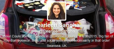 Pearleen Sangha